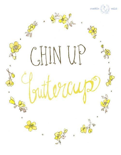 Chinupbuttercup